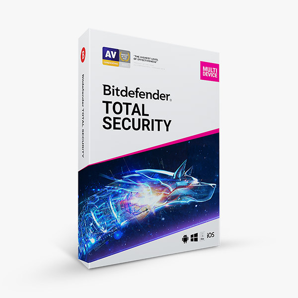 Total Security 2018