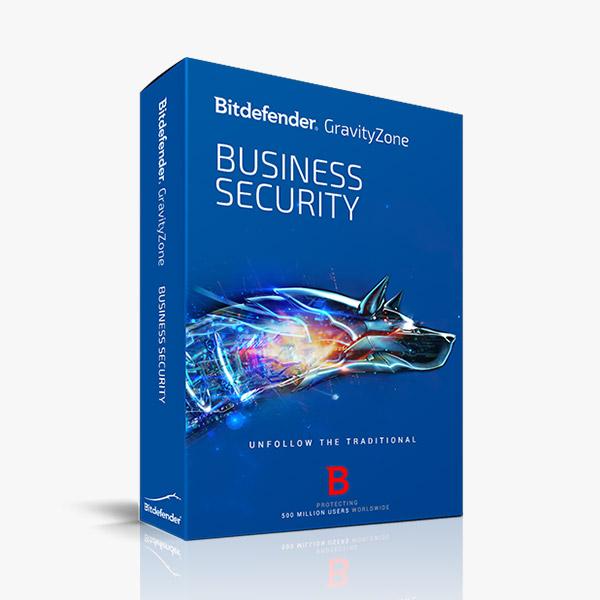 GravityZone Security for Server